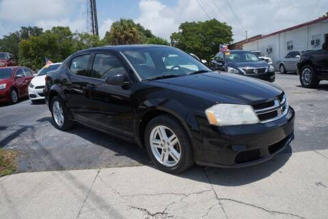 2011 Dodge Avenger for sale at J Linn Motors in Clearwater FL