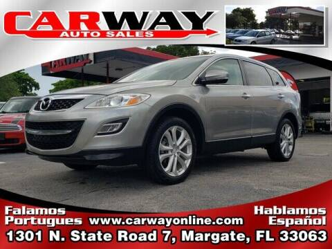2011 Mazda CX-9 for sale at CARWAY Auto Sales in Margate FL