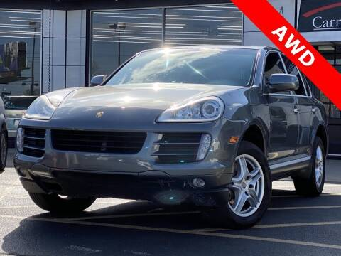 2008 Porsche Cayenne for sale at Carmel Motors in Indianapolis IN