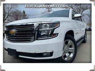 2016 Chevrolet Suburban for sale at Rockland Automall - Rockland Motors in West Nyack NY