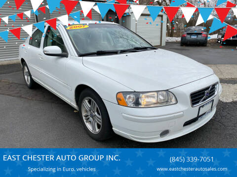 2007 Volvo S60 for sale at EAST CHESTER AUTO GROUP INC. in Kingston NY
