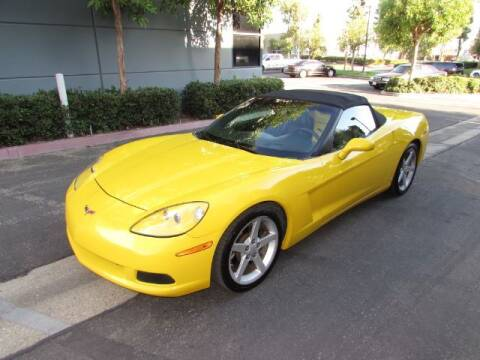 2007 Chevrolet Corvette for sale at Pennington's Auto Sales Inc. in Orange CA