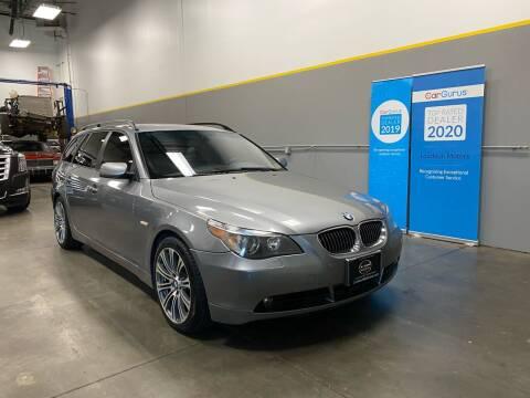 2007 BMW 5 Series for sale at Loudoun Motors in Sterling VA