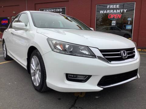 2013 Honda Accord for sale at Active Auto Sales in Hatboro PA