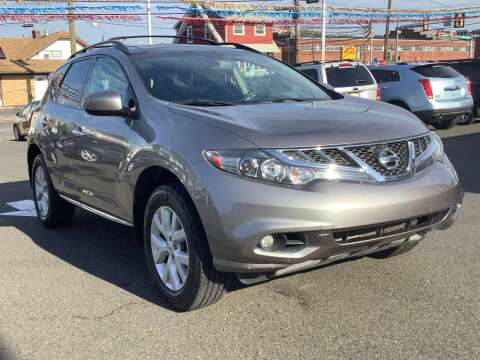 2011 Nissan Murano for sale at Active Auto Sales in Hatboro PA