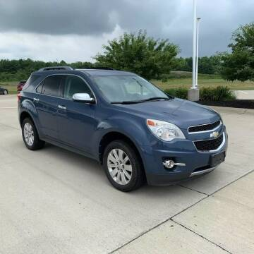 2011 Chevrolet Equinox for sale at Auto Source in Banning CA