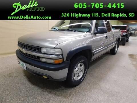 1999 Chevrolet Silverado 1500 for sale at Dells Auto in Dell Rapids SD