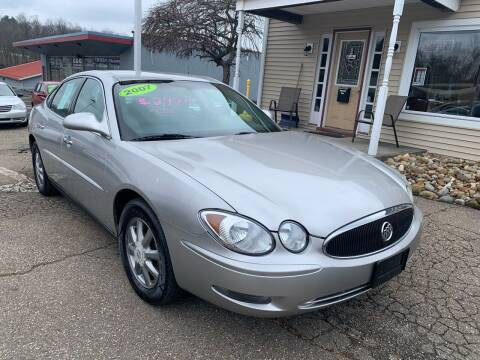 2007 Buick LaCrosse for sale at G & G Auto Sales in Steubenville OH