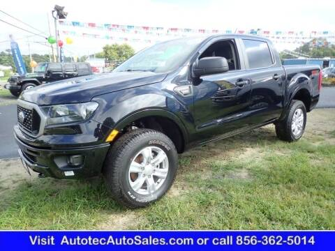 2019 Ford Ranger for sale at Autotec Auto Sales in Vineland NJ