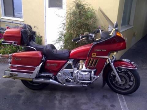 1983 Honda Goldwing for sale at Haggle Me Classics in Hobart IN