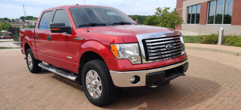 2012 Ford F-150 for sale at Auto Wholesalers in Saint Louis MO
