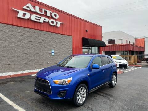 2015 Mitsubishi Outlander Sport for sale at Auto Depot - Madison in Madison TN