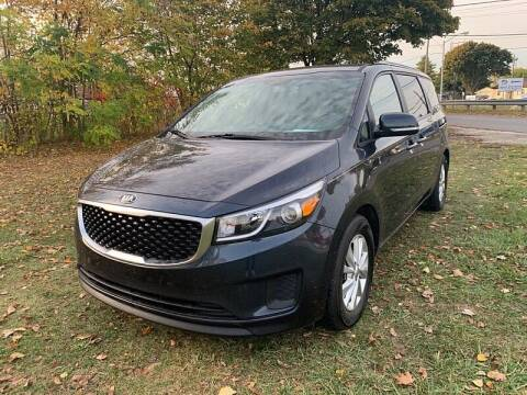 2016 Kia Sedona for sale at CItywide Auto Credit in Oregon OH