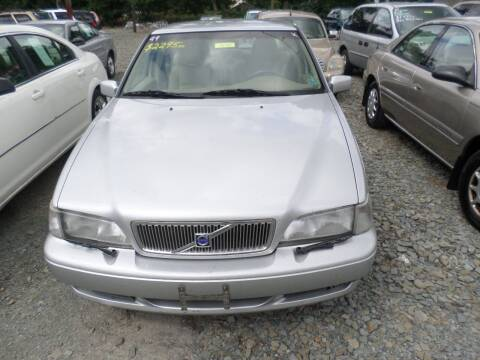 1999 Volvo S70 for sale at FERNWOOD AUTO SALES in Nicholson PA