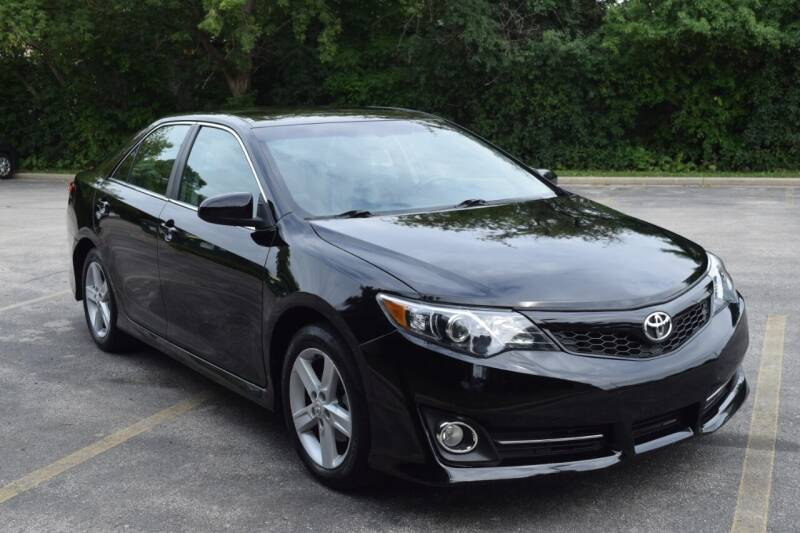 2012 Toyota Camry for sale at NEW 2 YOU AUTO SALES LLC in Waukesha WI