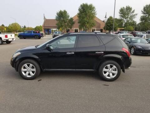 2007 Nissan Murano for sale at ROSSTEN AUTO SALES in Grand Forks ND