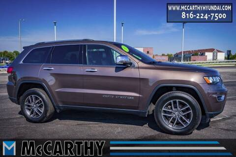 2018 Jeep Grand Cherokee for sale at Mr. KC Cars - McCarthy Hyundai in Blue Springs MO