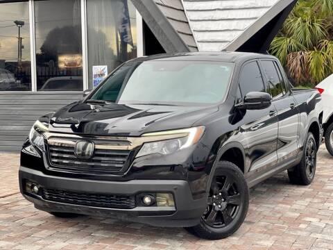 2017 Honda Ridgeline for sale at Unique Motors of Tampa in Tampa FL