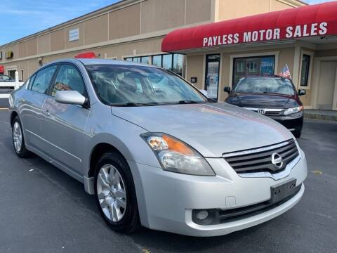 2009 Nissan Altima for sale at Payless Motor Sales LLC in Burlington NC