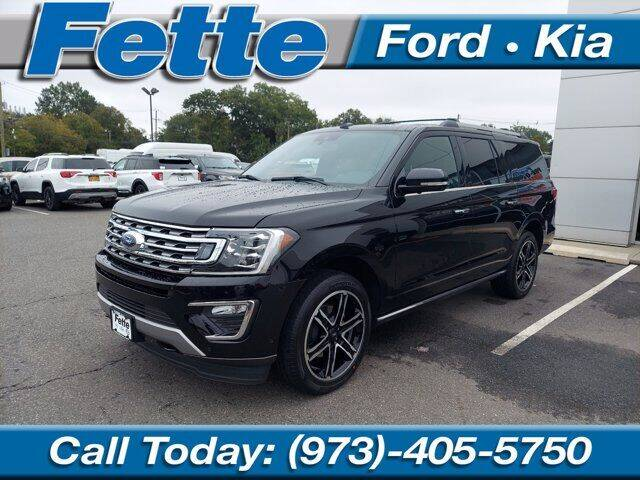 2021 Ford Expedition MAX for sale in Clifton, NJ