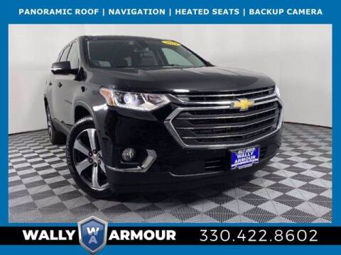 2019 Chevrolet Traverse for sale at Wally Armour Chrysler Dodge Jeep Ram in Alliance OH