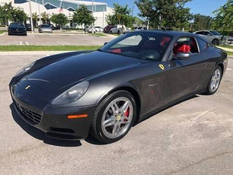 2006 Ferrari 612 Scaglietti for sale at Winners Autosport in Pompano Beach FL