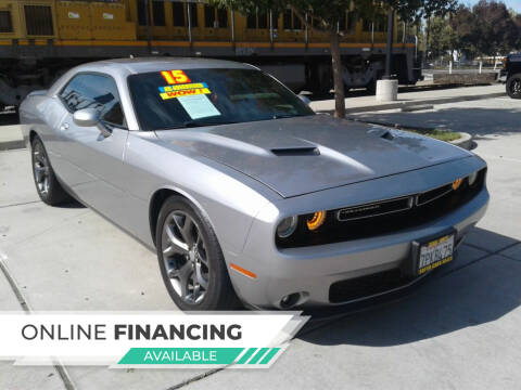 2015 Dodge Challenger for sale at Super Cars Sales Inc #1 in Oakdale CA