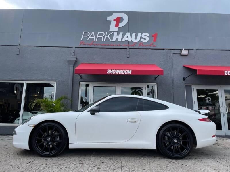 2013 Porsche 911 for sale at PARKHAUS1 in Miami FL