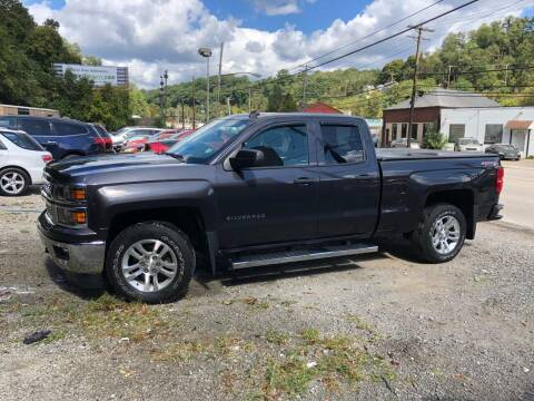 2014 Chevrolet Silverado 1500 for sale at Compact Cars of Pittsburgh in Pittsburgh PA