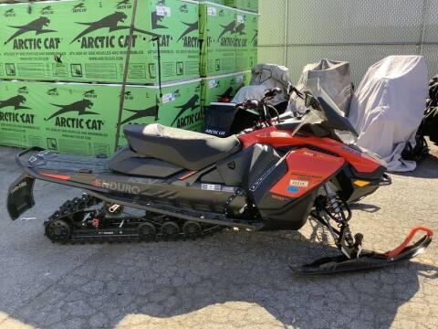 2019 Ski-Doo Renegade® Enduro™ 6 for sale at Road Track and Trail in Big Bend WI