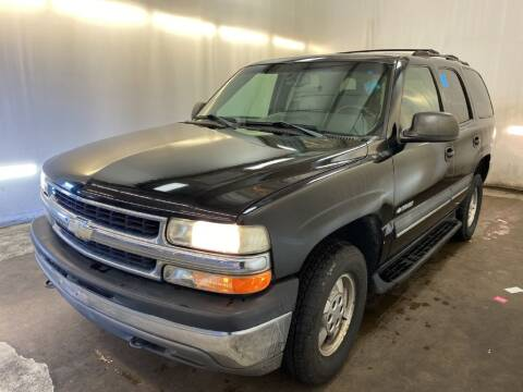 2003 Chevrolet Tahoe for sale at Doug Dawson Motor Sales in Mount Sterling KY