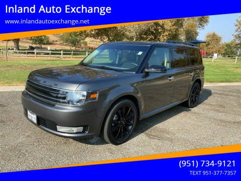 2017 Ford Flex for sale at Inland Auto Exchange in Norco CA