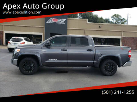 2015 Toyota Tundra for sale at Apex Auto Group in Cabot AR