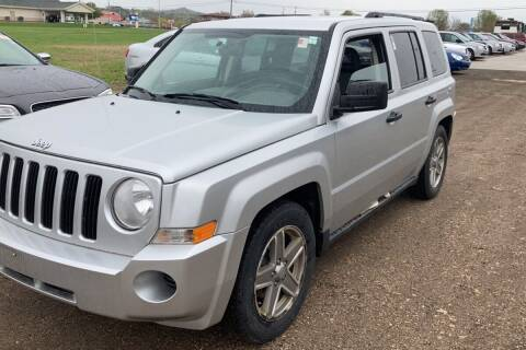 2007 Jeep Patriot for sale at Cannon Falls Auto Sales in Cannon Falls MN