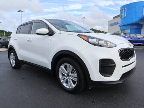 2017 Kia Sportage for sale at RUSTY WALLACE HONDA in Knoxville TN