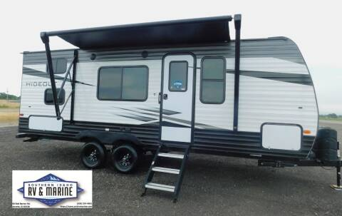 2021 KEYSTONE HIDEOUT 21BH for sale at SOUTHERN IDAHO RV AND MARINE - New Trailers in Jerome ID