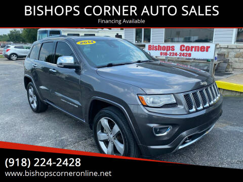 2014 Jeep Grand Cherokee for sale at BISHOPS CORNER AUTO SALES in Sapulpa OK