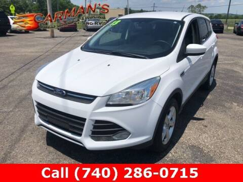 2015 Ford Escape for sale at Carmans Used Cars & Trucks in Jackson OH