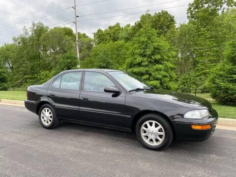 1996 GEO Prizm for sale at Encore Auto in Niles MI