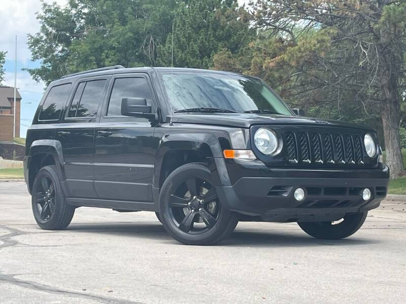 2014 Jeep Patriot for sale at Used Cars and Trucks For Less in Millcreek UT