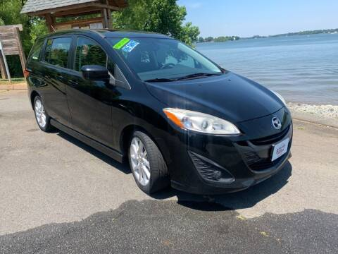 2012 Mazda MAZDA5 for sale at Affordable Autos at the Lake in Denver NC