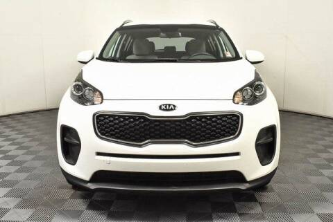 2018 Kia Sportage for sale at Southern Auto Solutions-Jim Ellis Hyundai in Marietta GA