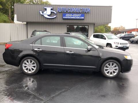 2012 Lincoln MKZ for sale at JC AUTO CONNECTION LLC in Jefferson City MO