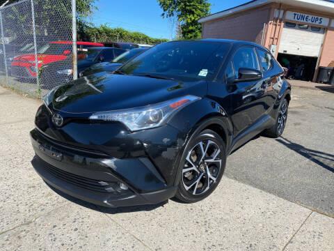 2018 Toyota C-HR for sale at Seaview Motors and Repair LLC in Bridgeport CT