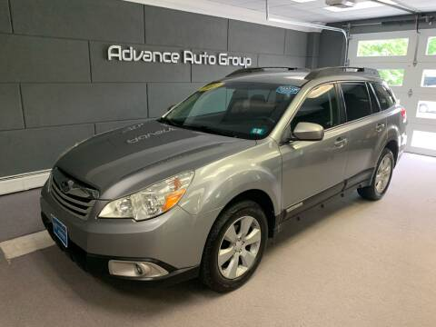 2011 Subaru Outback for sale at Advance Auto Group, LLC in Chichester NH