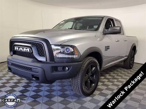 2019 RAM Ram Pickup 1500 Classic for sale at PHIL SMITH AUTOMOTIVE GROUP - Joey Accardi Chrysler Dodge Jeep Ram in Pompano Beach FL