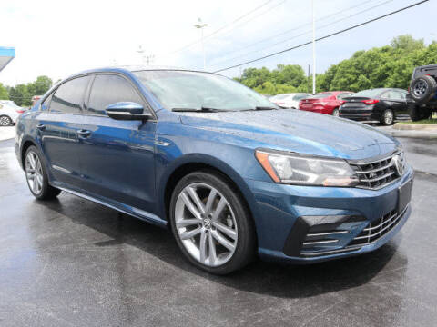 2018 Volkswagen Passat for sale at RUSTY WALLACE HONDA in Knoxville TN