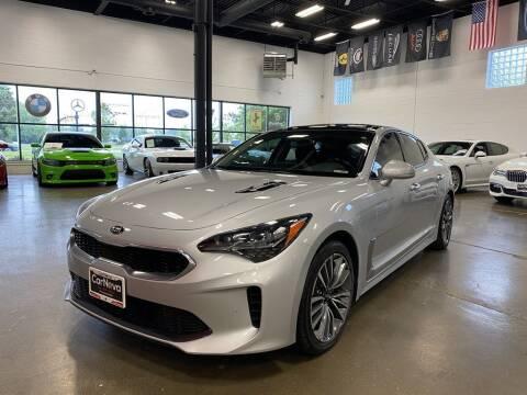 2018 Kia Stinger for sale at CarNova in Sterling Heights MI