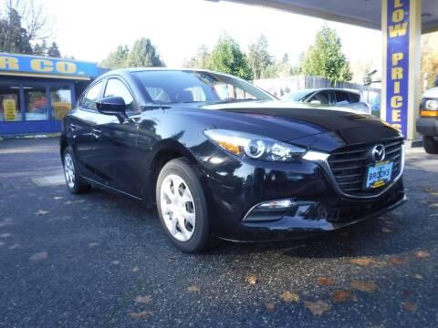 2018 Mazda MAZDA3 for sale at Brooks Motor Company, Inc in Milwaukie OR