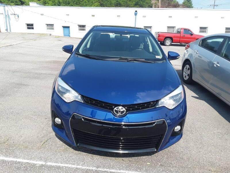 2014 Toyota Corolla for sale at Auto Villa in Danville VA